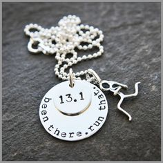B/c what girl doesn't love a little bling! i'm inspired to run harder to earn charms for each race!