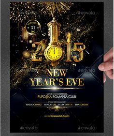 new years eve flyer template party flyer templates for clubs