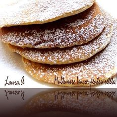 Pancakes Clatite Americane - detaliu