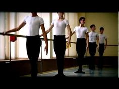Men's Class, Vaganova Dance