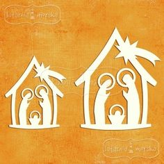 Christmas Nativity Set, Christmas Wood Crafts, Christmas Projects, Christmas Crafts, Christmas Decorations, Christmas Ornaments, Outdoor Nativity Scene, Christmas Stencils, Bird Crafts