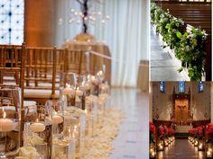Nietypowe dekoracje Kościoła - Porady ślubne - Ślubowisko