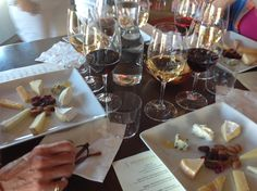 A cheese tasting with expert Culture's Lassa Skinner