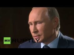 """""""We know everything"""" – Putin's interview on American CBS"""