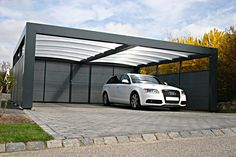 Modern Qualified Metal Carport On The Side Of The House Exterior Design Carport,Backgrounds