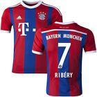 For Sale - Franck Ribery #7 Bayern Munich Home Jersey 2014-2015 - http://sprtz.us/BayernEBay