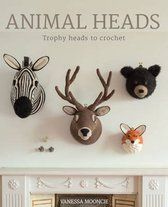 bol.com | Animal Heads, Vanessa Mooncie | 9781784940645 | Boeken