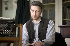 Pin for Later: We'd Time Travel For These Hot Historical Heartthrobs James McAvoy as Valentin Bulgakov Valentin Bulgakov is a mediating secretary who falls love in The Last Station, a film about Leo Tolstoy's final months in 1910.