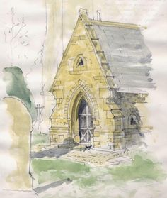 St John the Baptist -Kirkby Wharfe Yorkshire ~ John Edwards