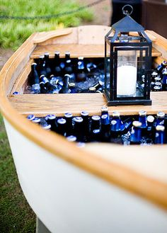 6 Creative Ways to Serve Beer at Your Wedding