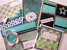 Koko Vanilla Designs - Gallery Card Making Kits, Unique Cards, Wishing Well, Vanilla, Gallery, Frame, Diy, Design, Picture Frame