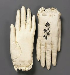 Pair of women's gloves