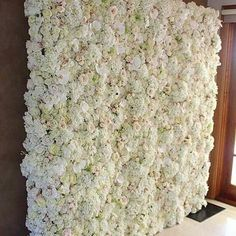 What are your thoughts on flower walls? Great for a wedding or too extravagant?…