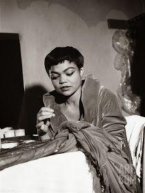Vintage Black Glamour, Vintage Beauty, Vintage Glam, Classic Hollywood, Old Hollywood, Eartha Kitt, Provocateur, Star Wars, Beautiful Black Women