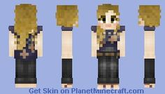 The New Girl (AKA me) --> Looks Better in 3D! Minecraft Skin
