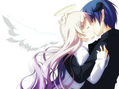 anime fallen angel boy - Pesquisa Google