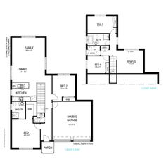 1000 Images About Floor Plans Less Than 300sq On