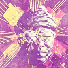 Sun Ra, interplanetary music.