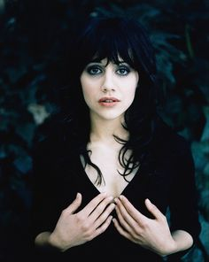 Brittany Murphy...one of my fave actresses ...rip Brittany