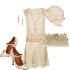 GATSBY FASHION by rossmoron on Polyvore