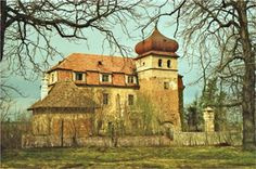 The Erdödy-Choron Castle is one of the few surviving medieval castles in Eastern Europe. It is located in the Transdanubia region of western Hungary near the Austrian border.