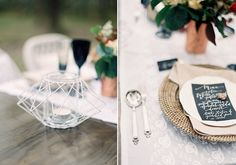Fall bohemian wedding ideas | Photo by Byron Loves Fawn | Read more - http://www.100layercake.com/blog/?p=83203