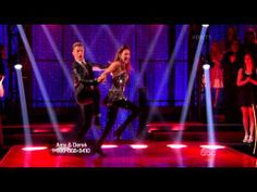 Dancing With the Stars (Season 18): Week 2 (Amy Purdy & Derek Hough | Swing) - YouTube This lady is amazing!