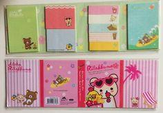 Rilakkuma sticky notes roze schattig nederland kawaii ohsosweet