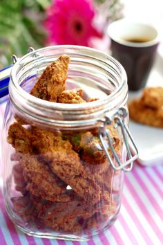 Biscotti de amendoa