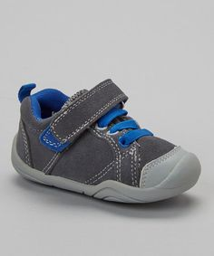 This Gray & Blue Jett Sneaker is perfect! #zulilyfinds