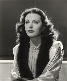 She was a very beautiful woman.