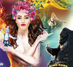 Το Circus Atmosphere ήρθε στη Σπάρτη για να μαγέψει μικρούς και μεγάλους! Crown, Jewelry, Corona, Jewlery, Jewerly, Schmuck, Jewels, Jewelery, Crowns
