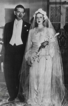 of Romania (formerly King Carol II) married Elena Magda Lupescu in Rio de Janeiro, Brazil on 3 June This photo is from a second ceremony that occurred at Estoril Villa, Lisbon, Portugal on 18 August No children. Royal Brides, Royal Weddings, Chateau De Malmaison, Romanian Royal Family, Queen Victoria Prince Albert, Visual And Performing Arts, Intelligent Women, Princess Alexandra, Falling Kingdoms