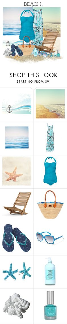 """Swim suit"" by dgia ❤ liked on Polyvore featuring Temps des Rêves, Emilio Pucci, WALL, Biba, Skagerak, Fat Face, FOSSIL, Betsey Johnson, The Good Home Co. and Lazy Susan"