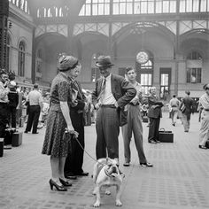 1942 What Penn Station used to look like will make you weep with longing
