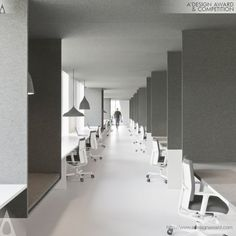 A' Design Award and Competition - Images of Office 04 by I29 Interior Architects