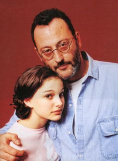 Natalie Portman & Jean Reno by Unknown (1995).