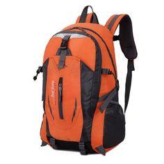 Unisex Oxford Waterproof Mountain Backpack