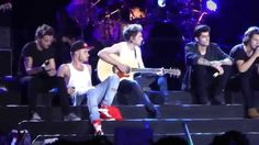 One Direction - Little Things HD - Where We Are Tour - Rio de Janeiro