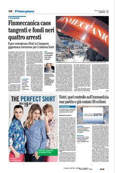 Finemeccanica, tangenti sul #SISTRI: quattro arresti per il sistema da 50 milioni che non funziona