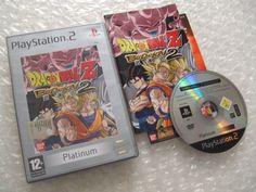 DRAGON BALL Z Budokai 2 - PS2 ps3 playstation - PAL ITA - ottimo