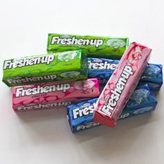 This has always been & still is my absolute favorite gum in the whole wide world!  I still buy it to this day :)