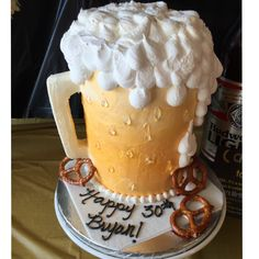 Birthday Cake Ideas For Men Beer 17 Ideas Birthday Cake Ideas For Men Beer 17 I. Birthday Cake Ideas For Men Beer 17 Ideas Birthday Cake Ideas For Men Beer 17 Ideas Beer Birthday Party, 40th Birthday Cakes, 30th Birthday Parties, Birthday Ideas, Husband Birthday Cake, Beer Mug Cake, Beer Cakes, Beer Fest, Cake Gallery