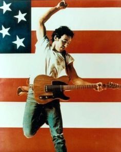 """Bruce Springsteen """"In the end, nobody wins unless everybody wins"""""""