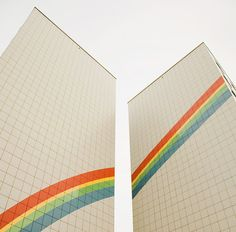 Minimalist Urban Landscapes of Berlin by Matthias Heiderich