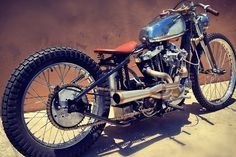 Ironhead | Bobber Inspiration - Bobbers and Custom Motorcycles | twowheelcruise October 2014