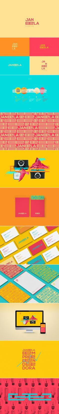 Janela Criativa Branding by Gustavo Kone | Fivestar Branding Agency – Design and Branding Agency & Curated Inspiration Gallery #branding #brand #artdirection #brandinginspiration #design #behance #pinterest #dribbble #fivestarbranding