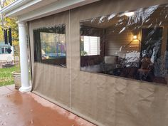 We're getting out of the cooking area today, and additionally right into the screened in porch. I'm sharing screened in porch ideas on precisely just how to capitalize on a small spending plan. Screened In Porch Diy, Gazebo Side Panels, Winter Porch, Outdoor Rooms, Patio Door Curtains, Outdoor Curtains For Patio, Diy Porch, Carport Makeover