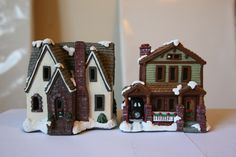 Up house christmas village house barn california creations see more
