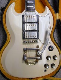 Gibson SG Custom, 1962. Please.